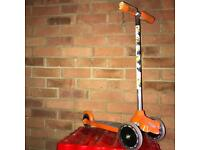 Minion child's scooter