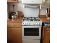 New World 55HLG Gas Cooker