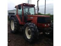 Fiat F115 tractor. Not Massey Ferguson. Not New holland. Not john deere. Not ford
