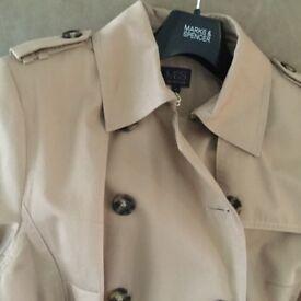Ladies M&S trenchcoat