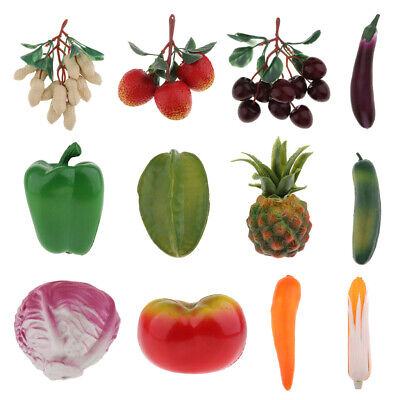 Kids Baby Maracas Fruits Vegetables Shaker Rattle Musical Educational Toys](Baby Maracas)