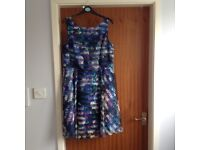 Ladies prom style dress size 14 *brand new with tags*