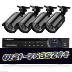 ahd cctv camera system day night visiion infrared