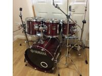 Yamaha Stage Custom Drum Kit // Fully Refurbished // 6 Piece // Free Local Delivery