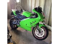 APRILIA RS 125 14k 2000 FULL POWER 700 Ono