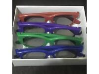 RealD 3D Glasses set