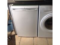 Hotpoint White under counter freezer in excellent condition.