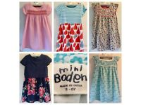 Boden/Mini Boden Girls Dresses-Excellent Condition