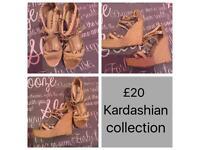 Kardashian Collection Wedges