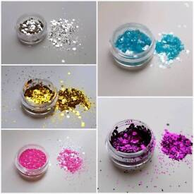 Cosmetic Glitter Pot. £2 each - 3 for £5