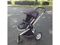 Quinny Buzz buggy and car seat