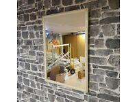 Wooden Frame Mirror. Excellent Condition