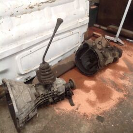 GEARBOXES - LDV and FORD Mk5