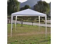 Gazebo Party Tent - 2.9 x 2.9mtr (Fully Open) BRAND NEW
