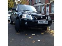 Honda CRV new MOT, GREAT CONDITION, 2.0L petrol 148bhp