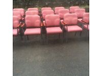 Stacking Armchairs