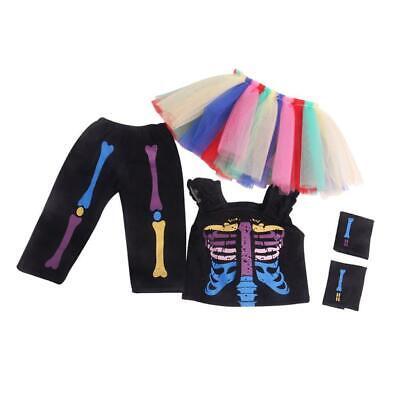 Halloween Kleidung 18 '' American Doll 43cm Babypuppe - Baby Halloween Kleidung