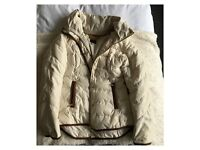 Joules Cream Down Jacket