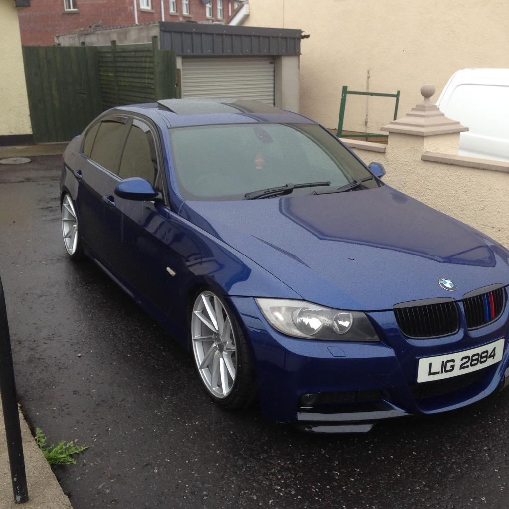 e90 bmw 330d msport rare spec price drop in newry county down gumtree. Black Bedroom Furniture Sets. Home Design Ideas