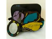 Ted Baker Make Up Bag With Mirror