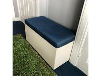 Trunk storage chest window seat box