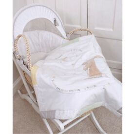 Guess how much I love you Moses Basket