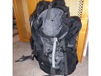 Karrimore Cheetah 65litre rucksack