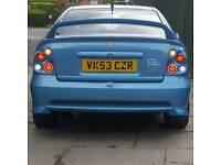 Astra coupe Hella afterburner full led rear lights