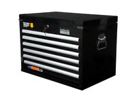 Brand NEW Halfords 6 Drawer Industrial Tool Chest / Tool box / FREE Local Delivery / Toolbox