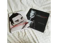 2 x Robbie Williams Books
