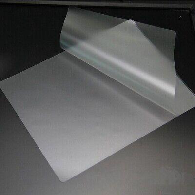 50 Pcs Glossy Thermal Laminating Pouch Film Sheet 100 Micron Waterproof 3