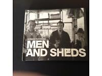 Men and sheds book