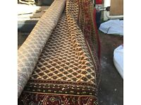 A selection of large rugs