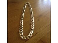 Gold chain 2.6oz have a look