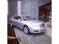 Bentley Wedding car | Stretch Limos | Vintage Wedding Cars