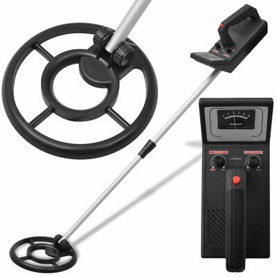 vidaXl Detector de Metales 160 cm con Función de Discriminación Buscador Metal
