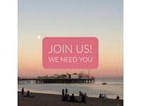 Lucky Beach Needs You! FT front of house