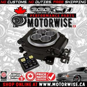 Holley Sniper EFI Self-Tuning Kits | Shop & Order Online at www.motorwise.ca | Free Shipping Canada Wide