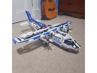 Lego technic plane