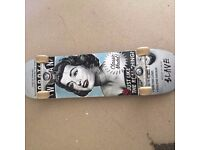 Custom Built Skateboard