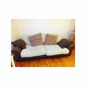 2 Comfy sofas! Pick up only from Longbenton 40£!