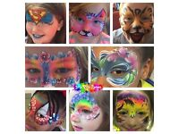 Professional Face Painter/Face Painting in London