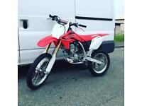 Honda crf 150 2016 like new Motocross not 85 125 250 Ktm Yz kx