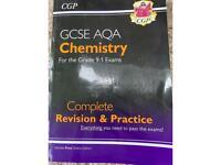 Science GCSE text work books