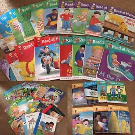 Biff Kipper & Oxford Reading Tree Learn At Home Reading Books Absolutely loads of them