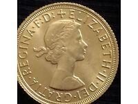 22ct gold full sovereign