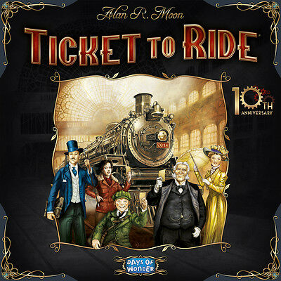 Ticket to Ride: 10th Anniversary  NEW