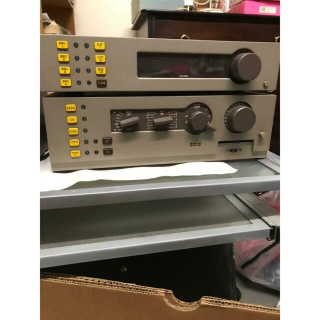 Quad 44 Control Unit 405-2 and FM4 Tuner | in Richmond, London | Gumtree