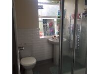 Newly renovated unfurnished double room to rent (ready immediately) females only