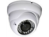 ahd camera dome 1MP 1/3'' 6mm 36 LEDs Outdoor IR-CUT Night Vision for cctv cameras